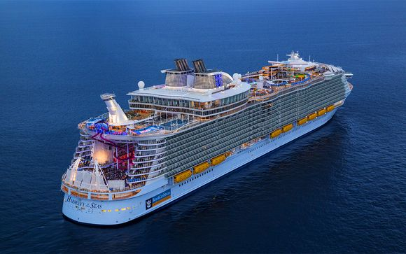 La nave Symphony of the seas