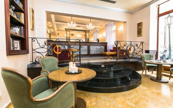 L'Hotel Caruso 4*
