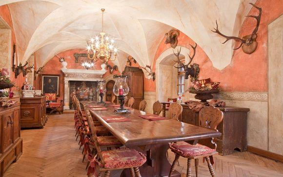 Boutique Hotel Schloss Matzen 4*