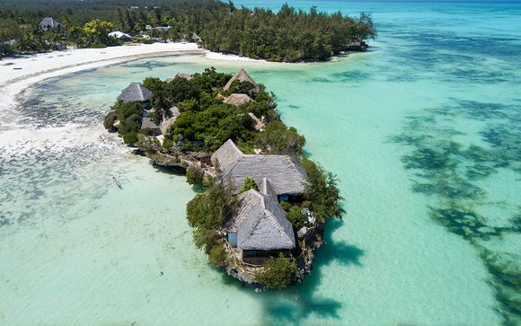 The Island Pongwe - Adults Only
