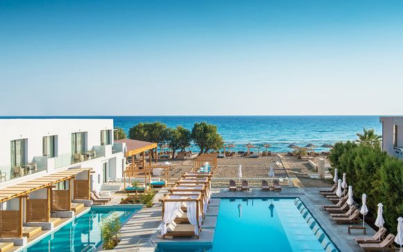 Hotel Enorme Lifestyle Beach Resort 4*
