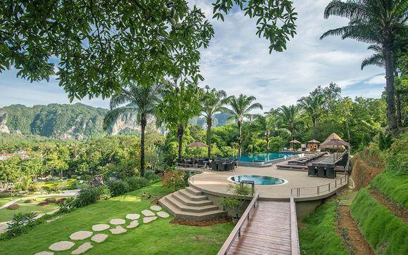 Well Hotel Bangkok Sukhumvit 20 4* + Aonang Fiore Resort & Spa 4*