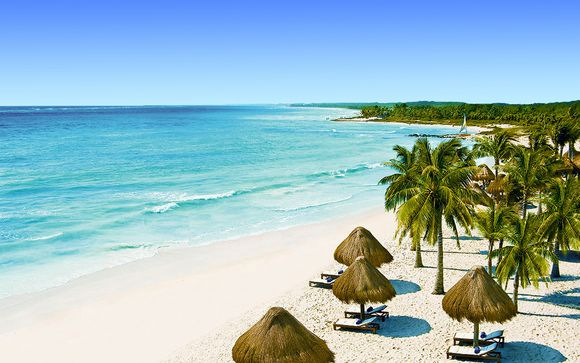 Dreams Tulum Resort & Spa 5* & Circuito Yucatan