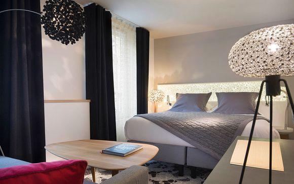 L'Hotel Chavanel 4*