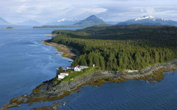 Escursioni opzionali disponibili ad Anchorage