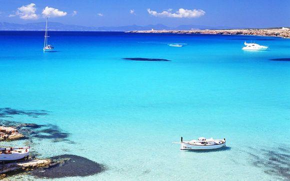 Mare turchese e relax All Inclusive a Playa Migjorn