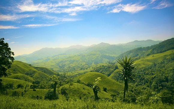 Autotour Costa Rica & Panama con noleggio auto incluso
