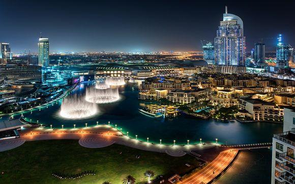 Ramada Downtown Dubai 4*