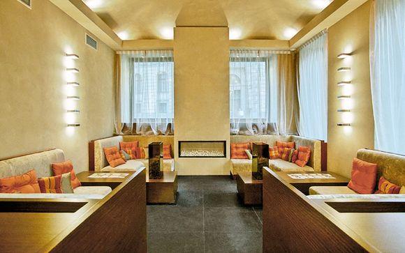 Hotel 987 Design Praga 4*