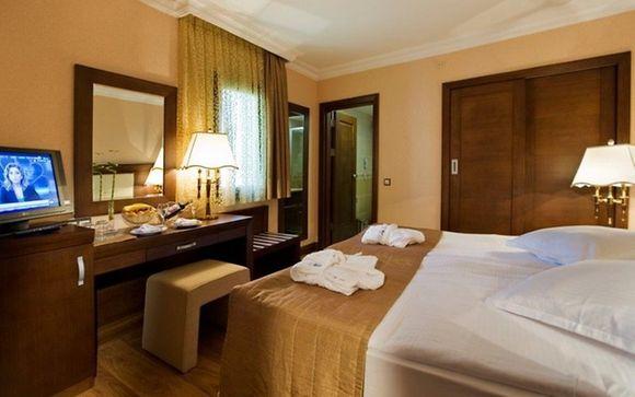 Soggiorno mare a Bodrum - Latanya Park Resort 4*
