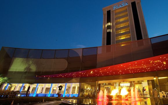 Il Panoramic Hotel Plaza 4*