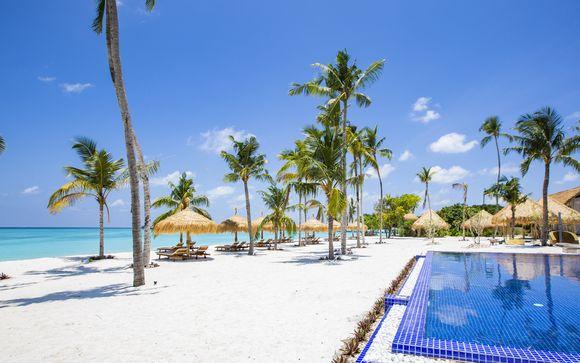 L'Emerald Maldives Resort & Spa 5* - Luxury Premium All Inclusive