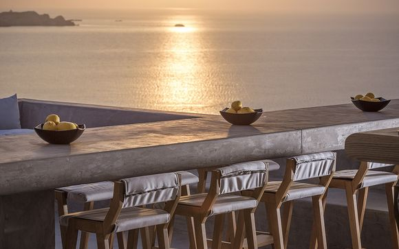 Il Bohème Mykonos 5* - Adults Only
