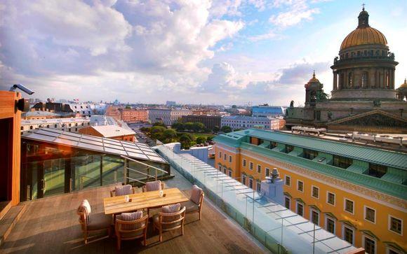 Il SO Sofitel St Petersburg 5*