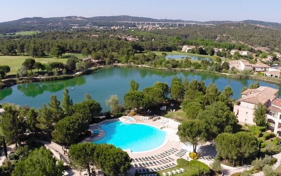 Il Village Club Pont Royal En Provence
