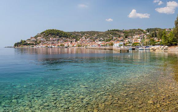 Alla scoperta dell'Isola di Evia
