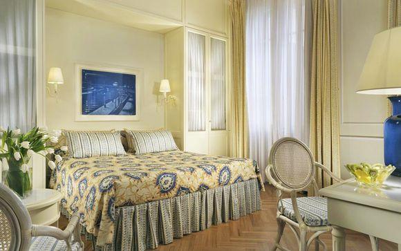 Il Grand Hotel Principe di Piemonte 4*