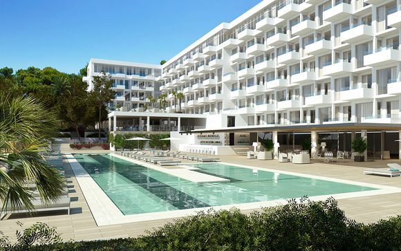 L'IBEROSTAR Santa Eulalia 4* - Adults Only