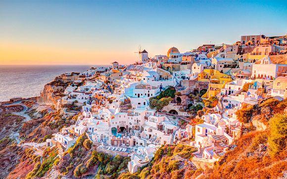 Le perle delle Cicladi: Mykonos e Santorini - Thira - Fino a ...
