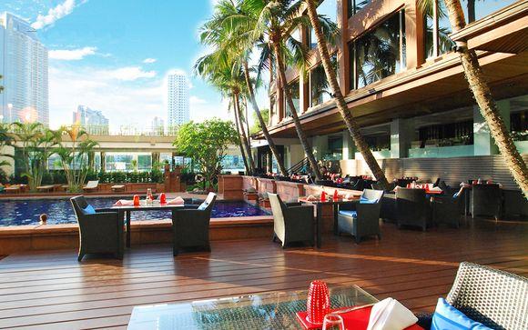 Bangkok - Ramada Plaza Menam Riverside 5*