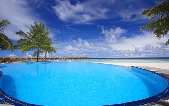 Filitheyo Island Resort & Spa 4* - Atollo di Faafu
