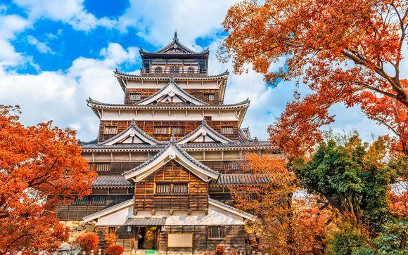 Itinerario con 9 notti: Tokyo - Hiroshima - Miyajima - Kyoto - Nara - Osaka