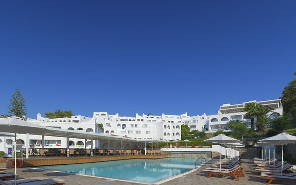 Il Lindos Village Resort & SPA 5* - Adults Only