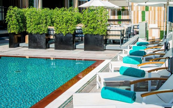 Steigenberger Hotel Business Bay 5*