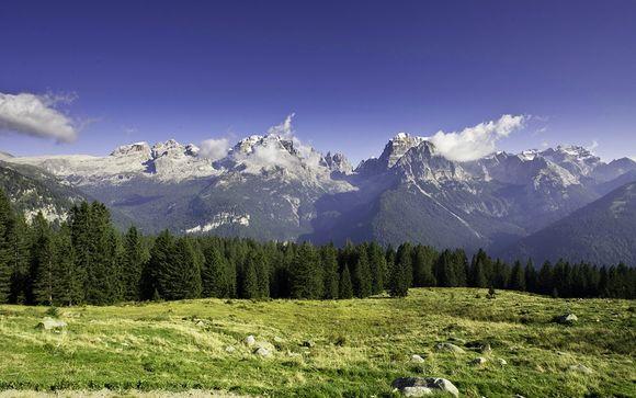 Alla scoperta delle Dolomiti