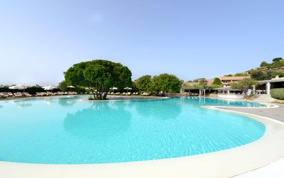 Chia Laguna - Hotel Village 4*