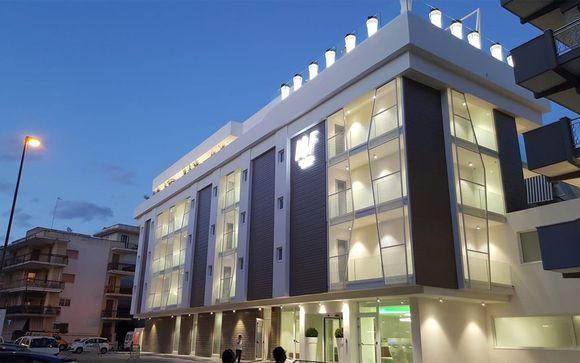 M&F Hotel 4*
