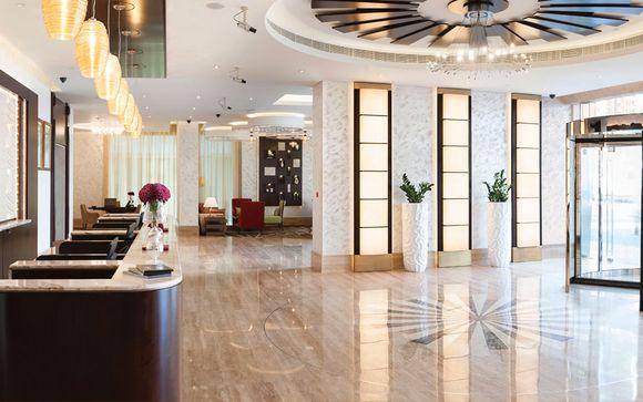Carlton Downtown Hotel 4*