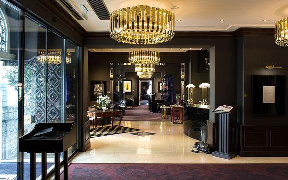 Le Palais Art Hotel 5*
