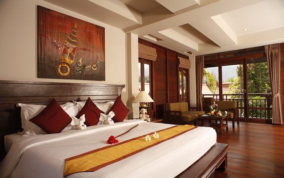 Khao Lak - Khao Lak Bhandari Resort & Spa 4*