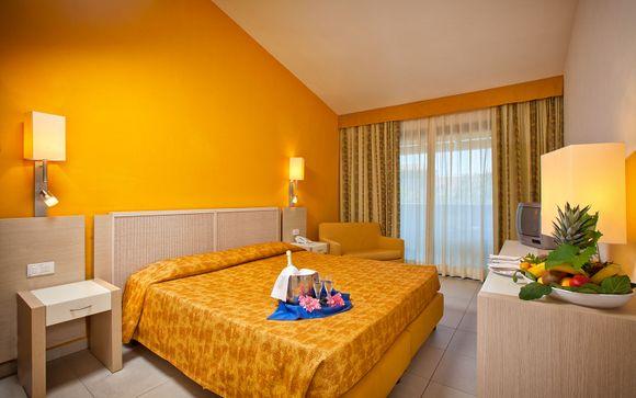 L'Hotel Club Baja Bianca 4*