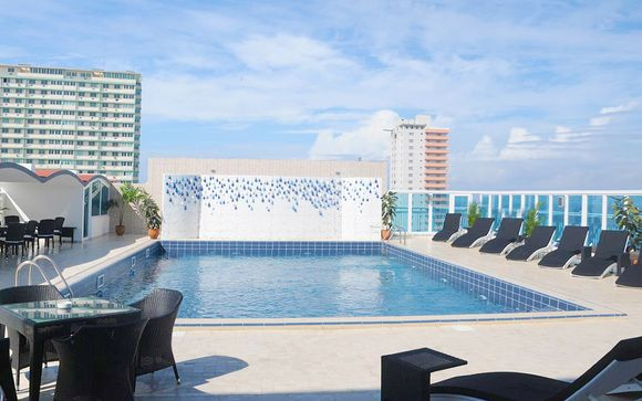 L'Avana - NH Capri La Habana 4* Adults Only