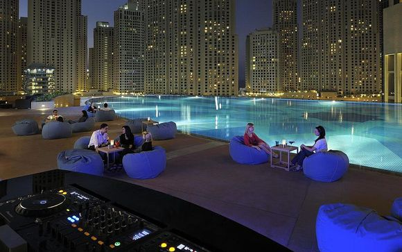 L'hotel Address Dubai Marina 5*