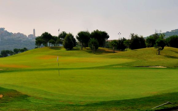 Il Castellaro Golf Resort Hotel 4*