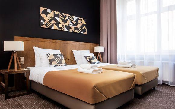 Lo Zulian Aparthotel by Artery Hotels 4*