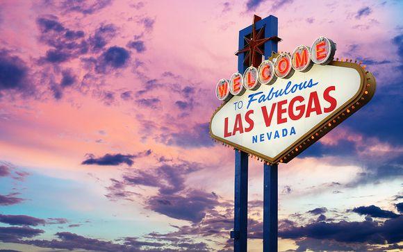 Alla scoperta dell'Ovest e di Las Vegas