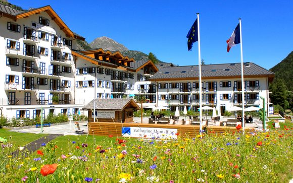 Residence & Spa Vallorcine Montblanc 5*