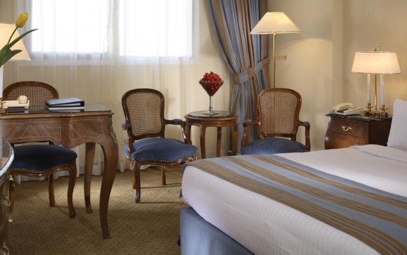 Il Cairo -  Sonesta Hotel Tower & Casino Cairo 5* o similare