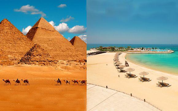 Alla scoperta de Il Cairo e El Sokhna