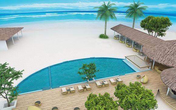 Il Cocoon Maldives Resort 5*