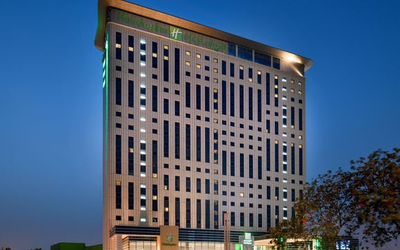 Dubai - Holiday Inn Dubai Festival City 4*