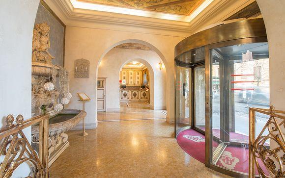 Romanico Palace Hotel 4*