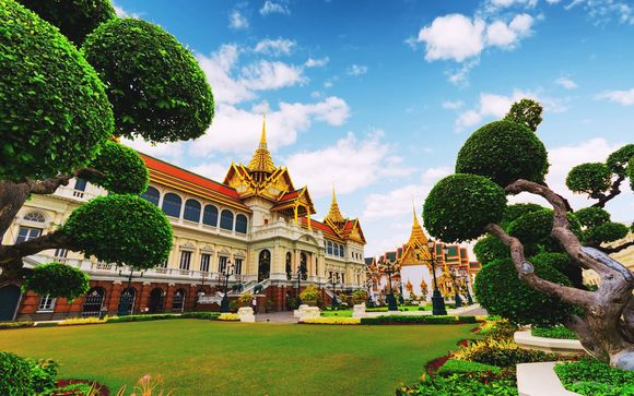 Alla scoperta di Bangkok, Koh Samui e Koh Phangan