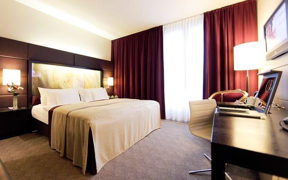 Il Lindner Hotel Am Belvedere 4*