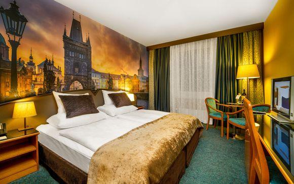 Plaza Prague Hotel 4*