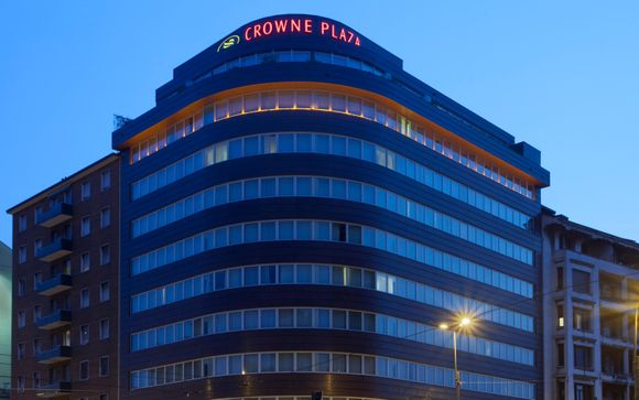 Il Crowne Plaza Milan City 4*
